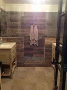 bath shower ideas small bathrooms 1000 ideas about wood tile shower on wood