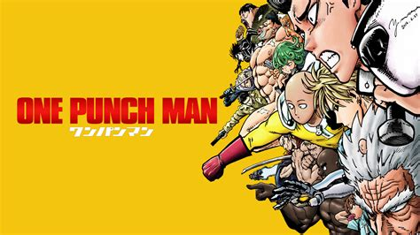 Wallpaper : One Punch Man Saitama Genos 1920x1080
