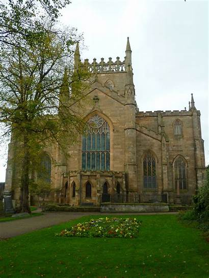 Dunfermline Fife Parish Church Wikimedia Commons Scotland