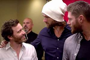Jensen Ackles, Jared Padalecki guest-star on Kings of Con ...