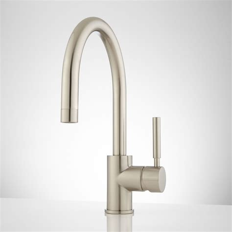 one hole sink faucet casimir single hole bathroom faucet with pop up drain