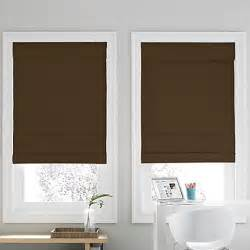 real simple 174 roman window shade bed bath beyond