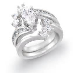 beautiful wedding ring sets for his and wedding ring wedding bells