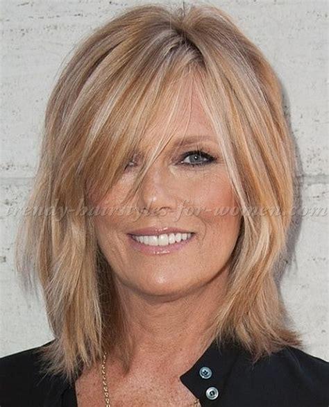 medium hairstyles   medium length hairstyle