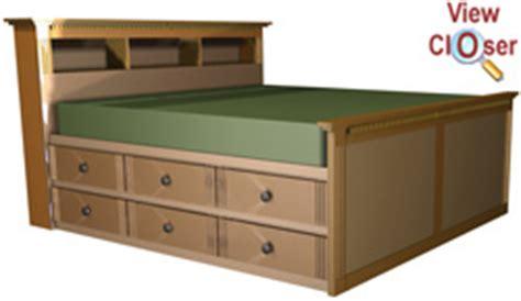 bed dresser plans bestdressers