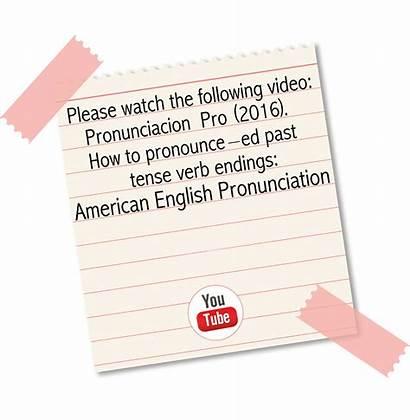 Regular Pronunciation Past Simple Verbs Irregular Participle