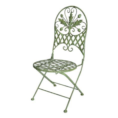 chaise pliante fer forgé chaise pliante pour enfant en fer forgé collection quot chêne quot