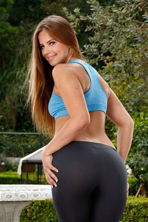 Jillian Janson Yoga Cutie For Atk Galleria Babe Of The