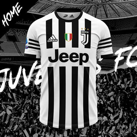 Juventus Home Concept Kit : Juve