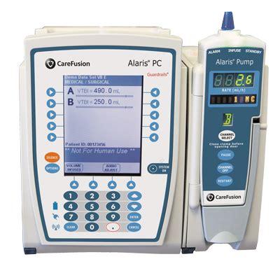 BD Carefusion Alaris PC Unit 8015 Infusion Pump