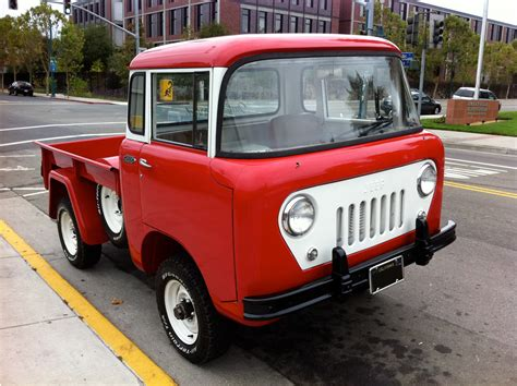 jeep cars red red jeep fc 150 megadeluxe for the love of speed