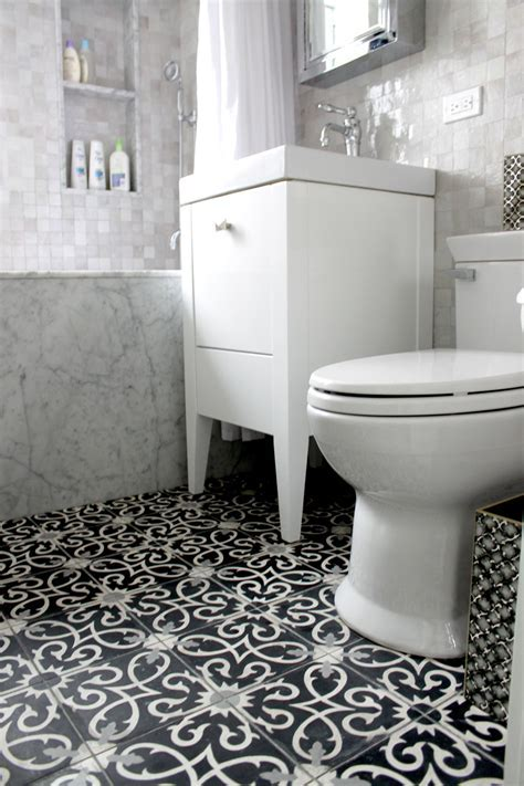 26 Excellent Cement Tiles Bathroom Floor   eyagci.com