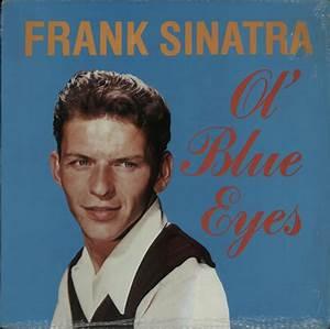 Frank Sinatra Ol' Blue Eyes Swedish Vinyl LP Record ...