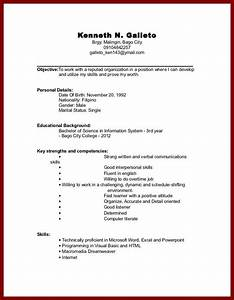 7 job resume examples no experience assistant cover letter With free resume templates for no work experience