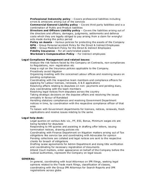 gomathi resume 10 years experience