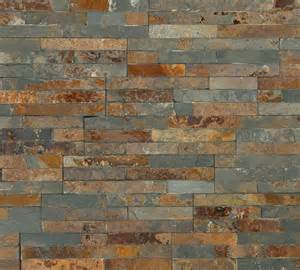 Bathroom Wall Tile Material by Stunning Variagated Split Face Slate 3d Mosaic Tiles
