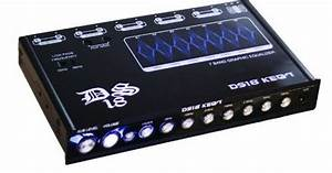 Car Audio Power Booster Equalizer