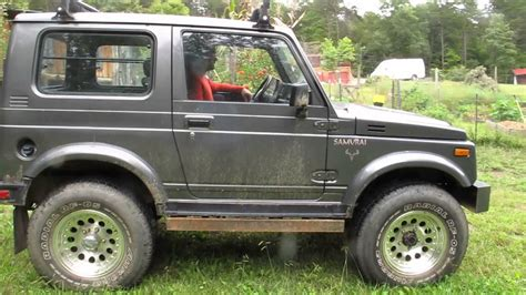 Suzuki Samurai by Suzuki Samurai Turbo Diesel