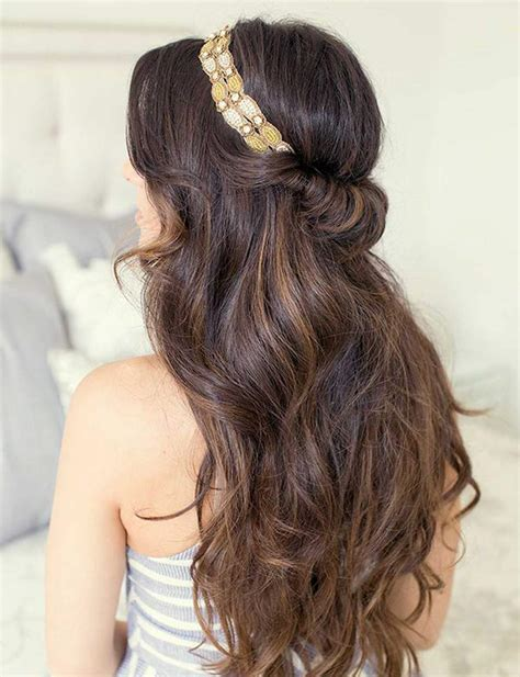 Coiffure Cheveux Long  Coupe De Cheveux