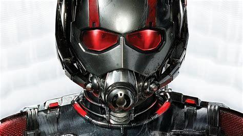 concept art shows ant man  iron mans side