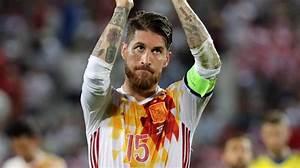 Croatia 2 1 Spain Sergio Ramos Spoke After Spain39s Loss