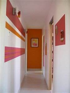 wonderful idee couleur couloir entree 26 merveilleux With idee peinture entree couloir