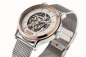 Montre Maserati Automatique : maserati time lance sa montre epoca squelette au motor ~ Melissatoandfro.com Idées de Décoration