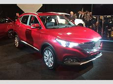 New MG XS SUV revealed at the London Motor Show Auto Express