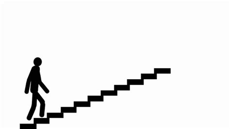 spiral stair walking up stairs silhouette at getdrawings com free for