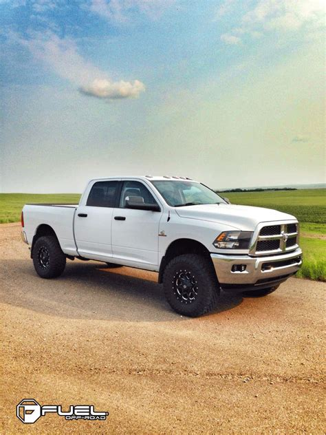 dodge ram  boost  gallery fuel  road wheels
