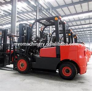 8 Ton Diesel Hydraulic Transmission Forklift For Sale