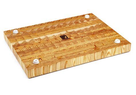 larch wood  grain cutting board xx
