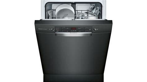 series  recessed handle special application dishwasher  appliances