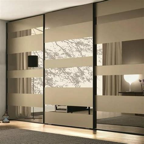 Stand Alone Wardrobes With Sliding Doors by Stainless Steel Glass Sliding Door Fittings Rs 190