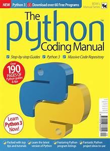 The Python Coding Manual Vol 20
