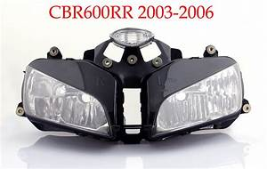 Motorcycle Headlight Assembly For Honda Cbr600rr Cbr1000rr