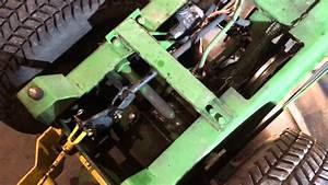 John Deere 112 Belt Replacement
