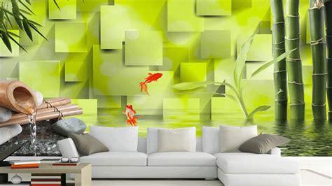 kelebihan wallpaper dinding rumah  import