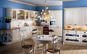couleur peinture cuisine 66 idees fantastiques With kitchen colors with white cabinets with inspection sticker ma