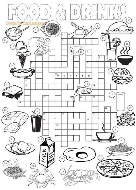 puzzle cuisine crossword summer поиск в crosswords