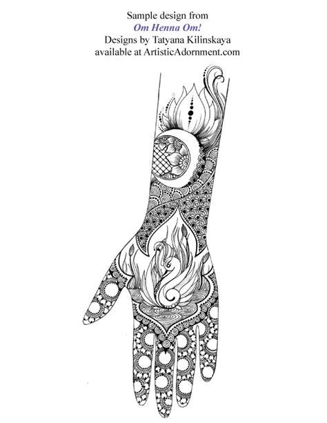 Om Henna Om! By Tatyana Kilinskaya – Artistic Adornment