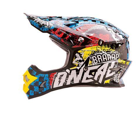 cool motocross gear oneal 3 series kids wild multi motocross helmet