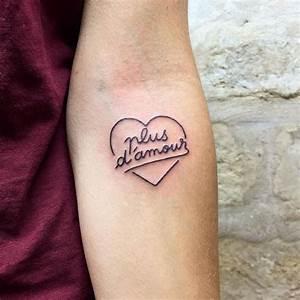 Tatouage Minimaliste : en images 20 id es de tatouage minimaliste l 39 express styles ~ Melissatoandfro.com Idées de Décoration
