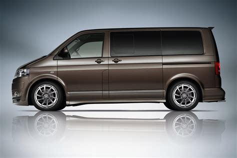 abt volkswagen t5 multivan awarded for best tuning