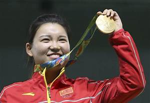 Shooting: Zhang wins China's first gold medal - Emirates 24|7