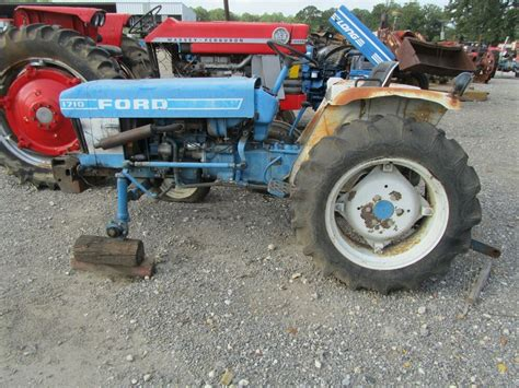 Ford Tractor Parts by Ford 1710 Tractor Parts Ebay