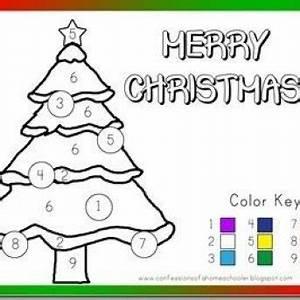 Christmas Worksheets For Preschool Curriculum Christmas