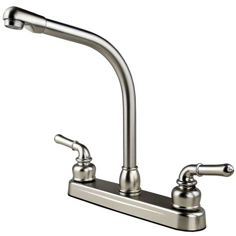 sink fixtures kitchen travel trailer kitchen sink faucet 2261