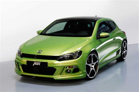 vw scirocco tuning abt