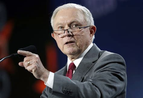Jeff Sessions Looks To Pull In $40k On The Speaker's Circuit